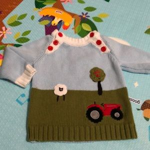 Other - Baby Boy Sweater